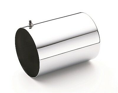 Mr. Gasket 9759 Chrome Plated Oil Filter Cover Kit