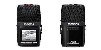 New ZOOM H2n Handy Recorder From Japan