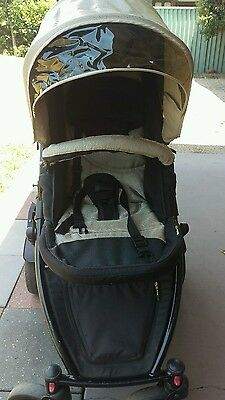 Steelcraft Strider Plus 4 wheel Stroller
