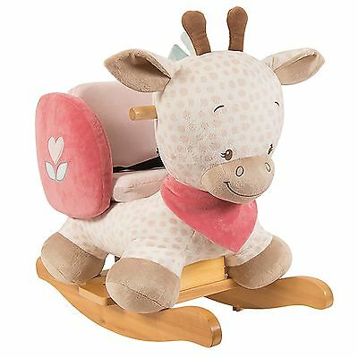 Nattou Baby/Child/Kid Rocker, Charlotte the Giraffe