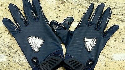 NFL Player Gloves/Game used Cleveland Browns/Adidas/XL/Exc cond.