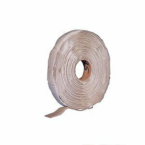 Heng'S Industries 5850 Heng'S 5850 Butyl Rubber Tape, 3/16 X 1, Off White Rv