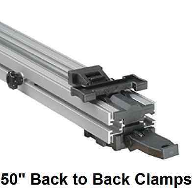 """Progrip Back to Back Straight Edge Tool Guide & Clamping System 50"""""""