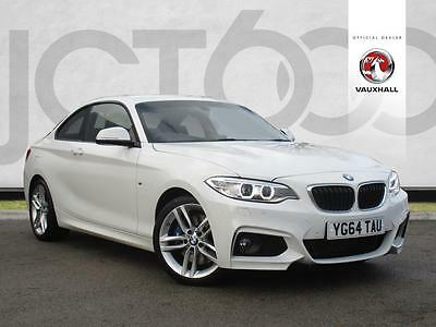 2014 BMW 2 Series 220D M SPORT Manual Coupe