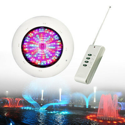 RGB 36W 360leds IP68 LED Swimming Pool Light Underwater Light AC 12V w/ Remote