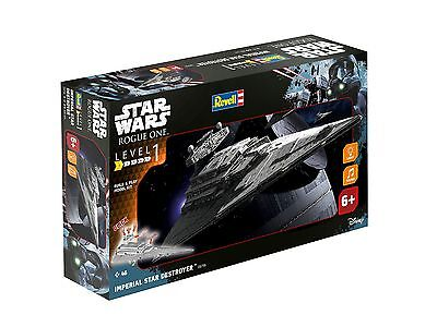Revell Star Wars Rogue One Build and Play Imperial Destroyer Standard white