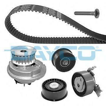Dayco Timing Belt Water Pump Kit Ktbwp3610 Vauxhall Zafira I 1.6 16V (1999-2005)