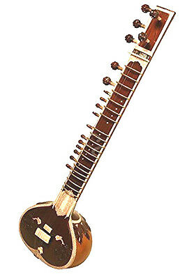 Ultra-Pro Kanhai Lal Kolkatta Star In Red Cedar With Classical Decarations, New!