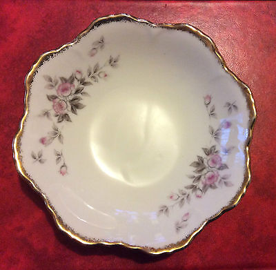 Round Butter/Pin Dish by Cherry China Made in Japan