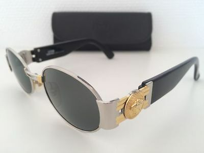 Versace Gianni Sunglasses Mod S71 Col 15L  Vintage Genuine New Old Stock