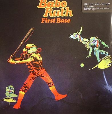 BABE RUTH - First Base - Vinyl (180 gram audiophile vinyl LP)