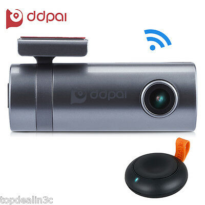 HD 1440P Dash Cam Car DVR Video Recorder Rearview Camera Night Vision Dual USB