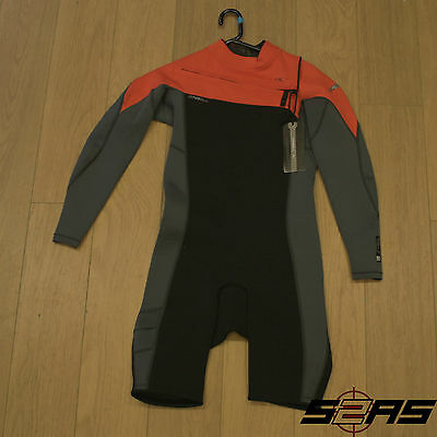 2016 O'Neill Hammer FZ L/S Spring Wetsuit