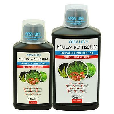 Easy Life - Kalium Potassium Supplement Aquarium Plant Fertiliser 250 - 500ml