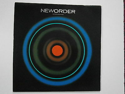 "New Order Blue Monday 1988 12"" Single Fac 73R"