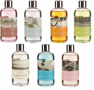 Wax Lyrical Timeless Reed Diffuser Refills 250 ml Various Fragrances Choose From