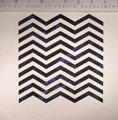 BADALAMENTI, Angelo - Twin Peaks (Soundtrack) - Vinyl (LP)