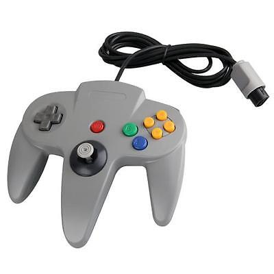 Wired Classic Controller Gamepad/Joystick Joypad for Nintendo 64 N64 Video Home
