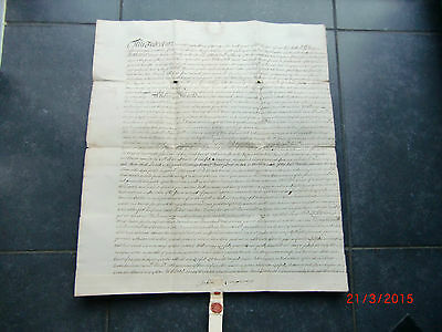 """1697"" INDENTURE LEASE George JACKSON of DERBY to John TWOPENNYof NEWINGTON KENT"