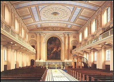 Royal Navy College  Chapel - Greenwich