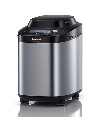 Auto Bread Maker Machine 3 Sizes Rapid Bake Stainless Steel 13 Hour Time Delay