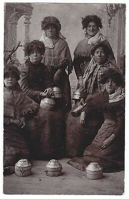 SOCIAL HISTORY Coal Mining Interest, Women Workers Coal Washers, RP Postcard
