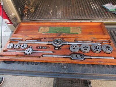 Little Giant # 9 Tap and Die Set
