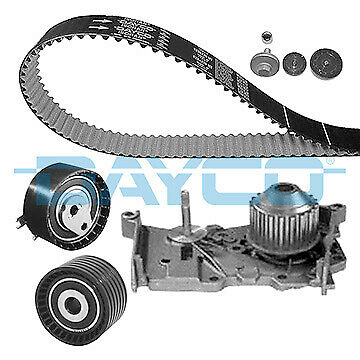 Dayco Timing Belt Water Pump Ktbw4600 Renault Megane Ii 1.4 1.6 16V (2002-)