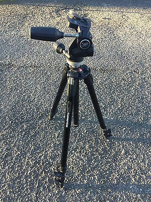 Manfrotto 190XDB Tripod with Manfrotto 804RC2 Head