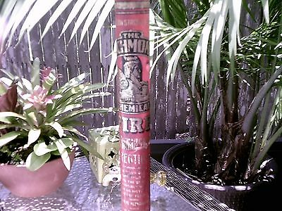 old insurance advert, fire fighter, fire extinguisher