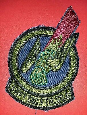 USAF 71st Tactical Fighter Squadron Patch