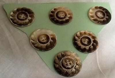 Antique Mother Of PearlButtons