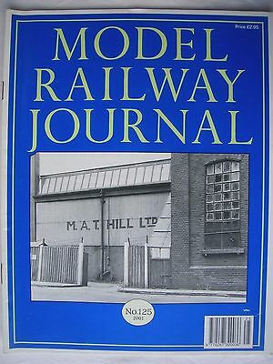 Model Railway Journal No.125