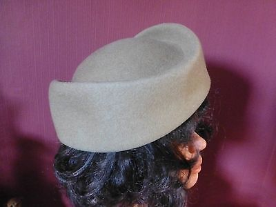 Vintage 60's Pillbox Hat by Kates of Canada