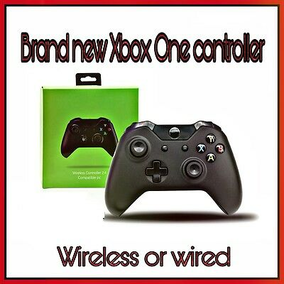 Xbox One Controller Wireless / Wired Controller Gamepad Joypad For Xbox One Pc