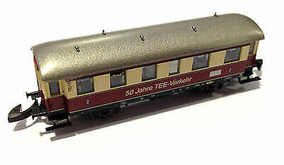 "Collectible Marklin mini club Z gauge / spur ""50 years TEE"" 2007 Edition Car"
