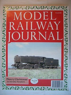 Model Railway Journal No.139
