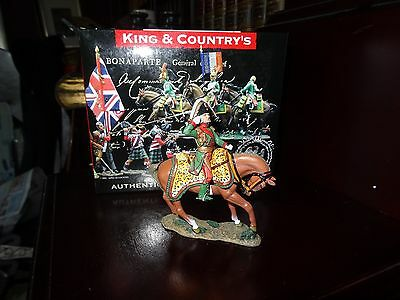 King And Country -Napoleanics- Superb Mounted Bessieres- Na239
