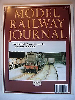 Model Railway Journal No.140
