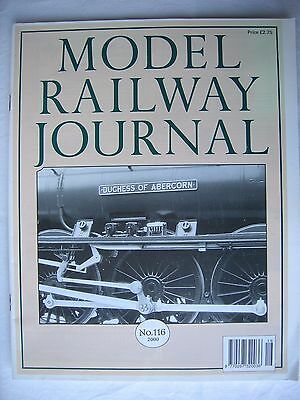 Model Railway Journal No.116