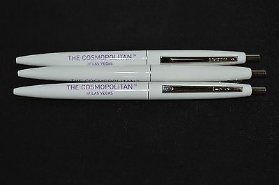 The Cosmopolitan Casino of Las Vegas Bic Click Pens GET 3 From VIP Suites