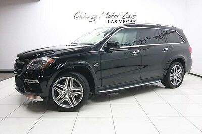 2015 Mercedes-Benz GL-Class  2015 Mercedes-Benz GL63 AMG 4Matic SUV MSRP $121k+ Power Easy Entry Perfect