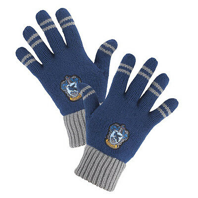 NWT Universal Studio Wizarding World of Harry Potter Gloves Mittens Ravenclaw