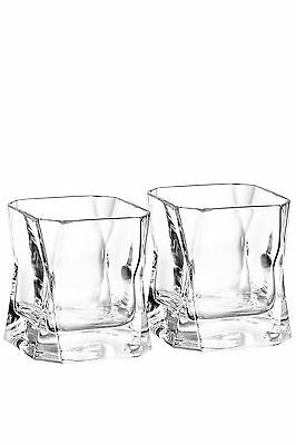 Cibi Double Blade Runner Glass (Twin Pack) 37cl