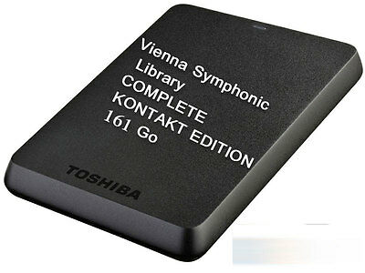 Vienna Symphonic Library COMPLETE KONTAKT EDITION
