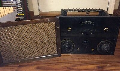 Rare Vintage Federal Radio Parts For Model 142, 143, Or 144