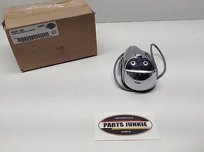 Harley Davidson Housing Asy. Licence Plate Chrome 60239-08A Softail Rocker Fxcw