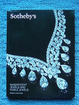 """Sotheby's Geneva """"magnificent Jewels And Noble Jewels"""" 12 May 2015"""