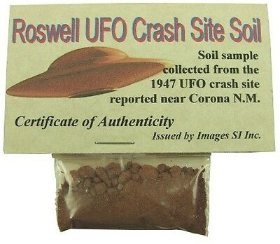 Images SI Inc. Roswell Soil Sample
