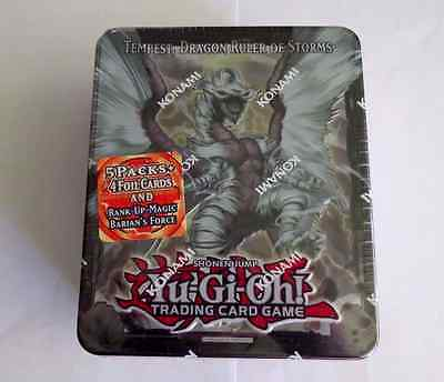YuGiOh Tempest Dragon Ruler of Storms 2013 Tin Wave 2 *GREAT VALUE*